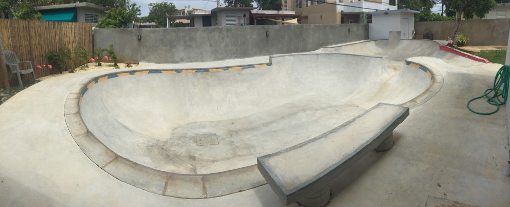 backyard bowl